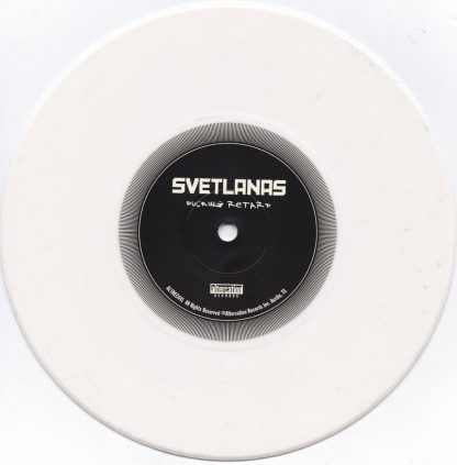 "The Dwarves / Svetlanas 7"" - VINYL"